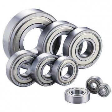 RKS.161.14.0744 Cross Roller Slewing Bearing With External Gear